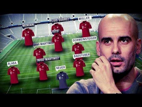 Guardiolas Bayern Munich All 150 Goals 2013 2014 HD