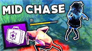 Healing Multiple Times Mid Chase - Dead by Daylight