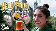 Ultimate Harry Potter World Food Challenge: Trying All Of The Wizarding World Treats