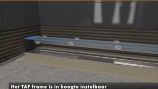 Easy Drain - Modulo Design - Installatie (Nederlands)