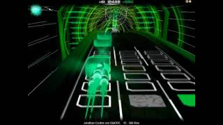 Gameplay : PC : Audiosurf : Still Alive