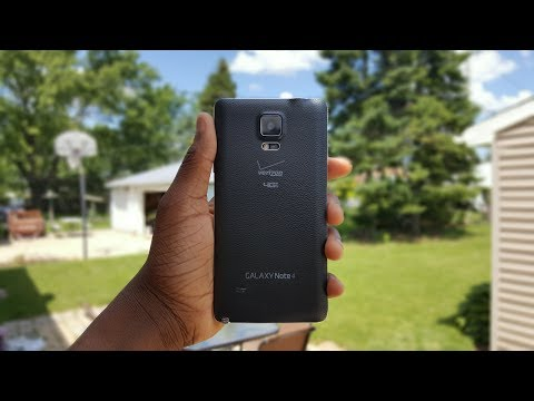 Is The Samsung Galaxy Note 4 Worth It In 2017?