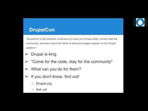 DrupalCon New Orleans   Maximizing Your Sponsorship