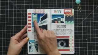 Madori Inserts for My Nautical Foxy Fix\Foxy Dori Travelers Notebook thumbnail