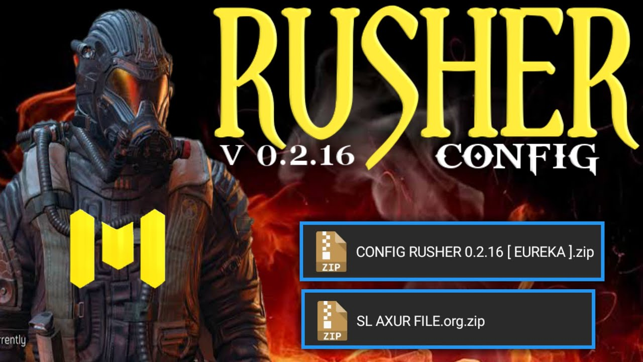 CONFIG CODM RUSHER AIM CONTROL,EASY RECOIL AUTO BAR-BAR.CALL OF DUTY MOBILE