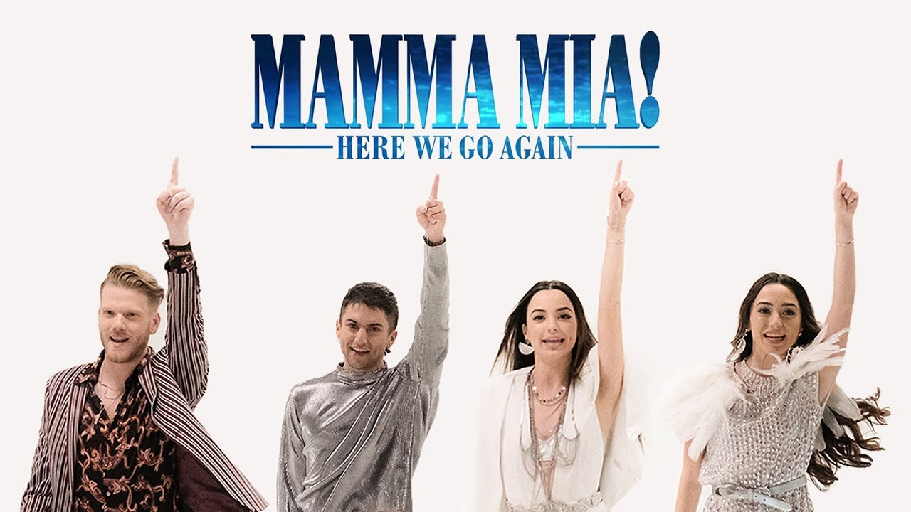 mamma mia here we go again album mp3 download