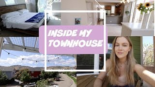 MY TOWNHOUSE TOUR
