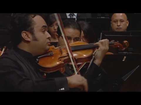 Johannes Brahms - Concierto para Violin en re mayor, Op. 77