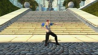 World of Warcraft: Dance Studio - Male Dances on Human Male