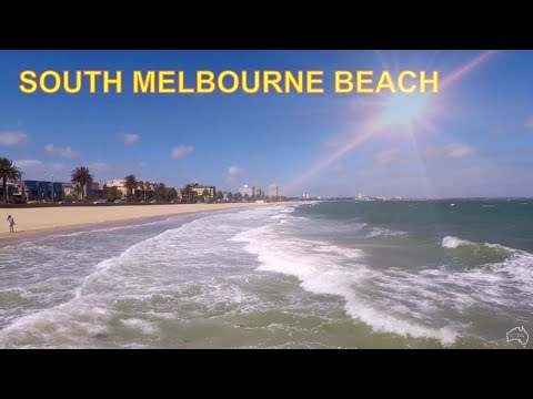South Melbourne Beach Australia Tour