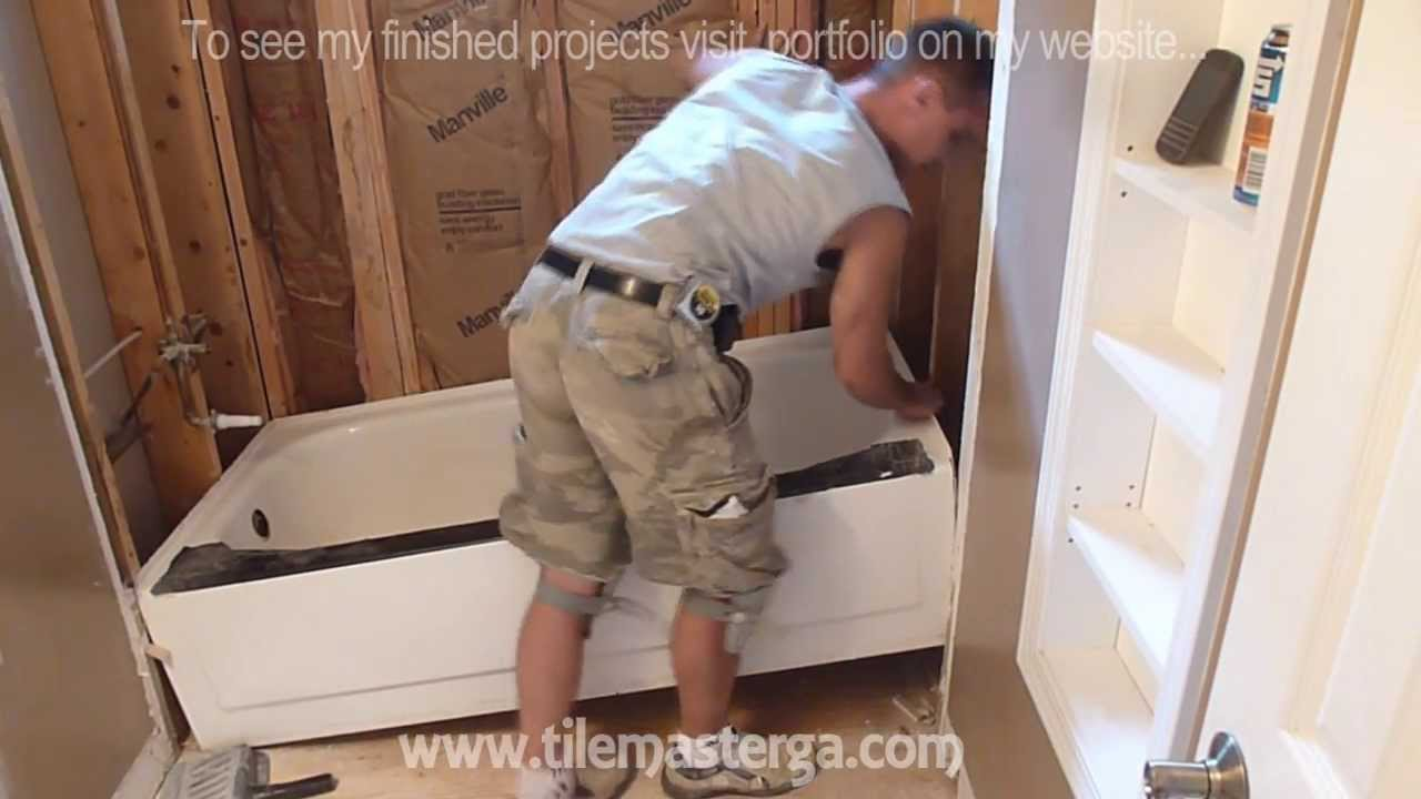 How to easly  safely remove old Tub disconnect bath