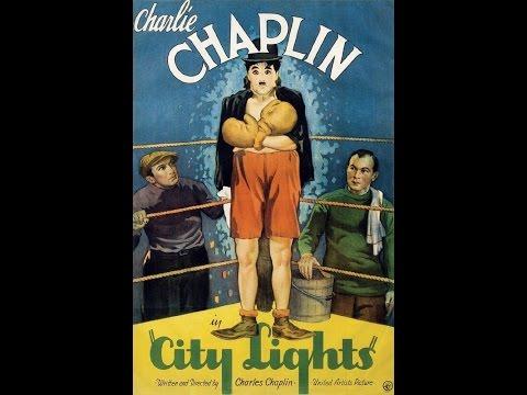 Charlie Chaplin - Luzes da Cidade - City Lights - 1931