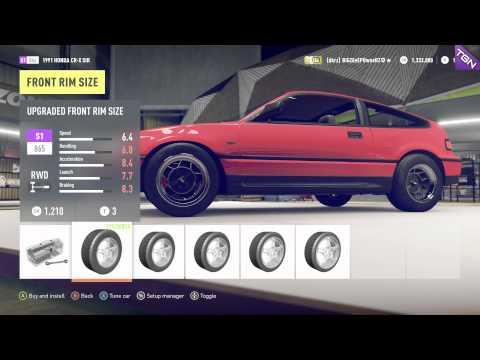 Sx Drift Build Forza Horizon
