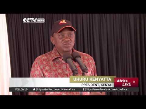 Kenya President: SGR will help transform Kenya's economy