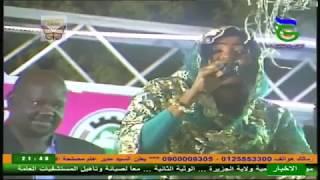 منار صديق - امي يا ست القبيلة - مهرجان الجزيرة الثالث 2018م