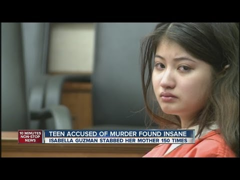 Teen accused of murder stabbed her mom 150+ times