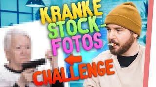 STOCK FOTO Challenge | Kelly & Sturmi analysieren VERRÜCKTE Fotos