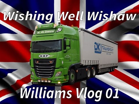 WV 01 - Wishing Well Wishaw - England Trucking - W.de Zeeuw Transport