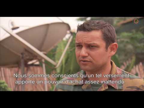 """""""Une noble cause"""" au Congo"""