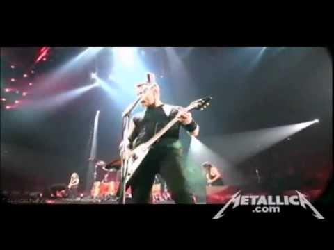 Metallica - Jump In The Fire Melbourne live 2012