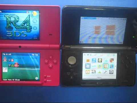 R4i Sdhc 3ds Card Ds Download Play Tutorial Flv Youtube