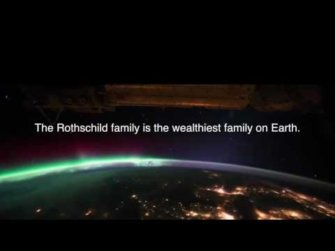 The Rothschild family - conspiracy - trillions - war