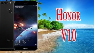 Honor v10 - Начало продаж.6/128 Гб,Kirin 970