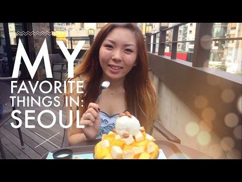 My Favorite Things in: Seoul, Korea! + Goshiwon/Room Tour