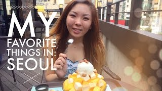 My Favorite Things in: Seoul, Korea! + Goshiwon/Room Tour