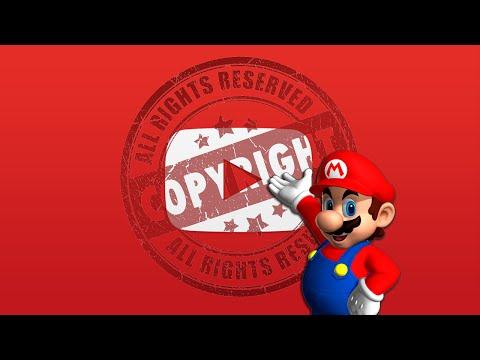 Nintendo Creators Program: Copyright vs Fair-Use Law