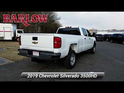 New 2019 Chevrolet Silverado 3500HD Work Truck, Delran, NJ 186721