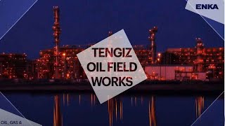 Tengiz FGP 3GP Mechanical, Electrical and Instrumentation Installation Works Project