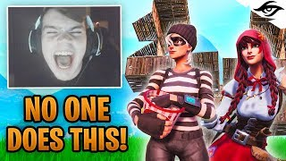 Mongraal - France MY BUILDING SECRETS VS TOP FORTNITE PROS! (Fortnite Playground Mode Stream Faits saillants)