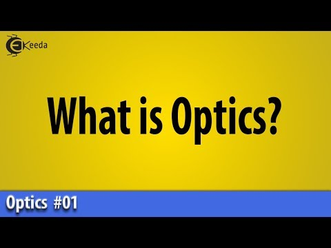 What is Optics - Optics - Basic Physics - MSBTE   Ekeeda.com