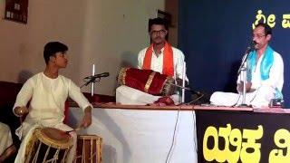 Yakshagana -- Gana vaibhava - 3 - Ramaya Ramabhadraya..Hebri