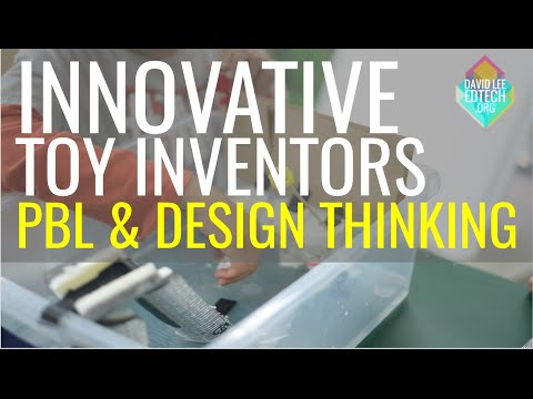 STEM Education: Innovative Toy Inventors