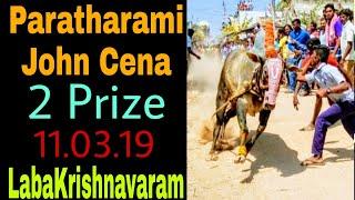 Paratharami John Cena 2 Prize In Labakrishnavaram in 11.02.19