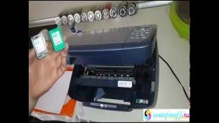 Как заправить и восстановить струйный картридж НP(Инструкция по заправке струйных картриджей для принтеров Hewlett-Packard, где используется два картриджа. Номера..., 2016-02-23T11:53:52.000Z)