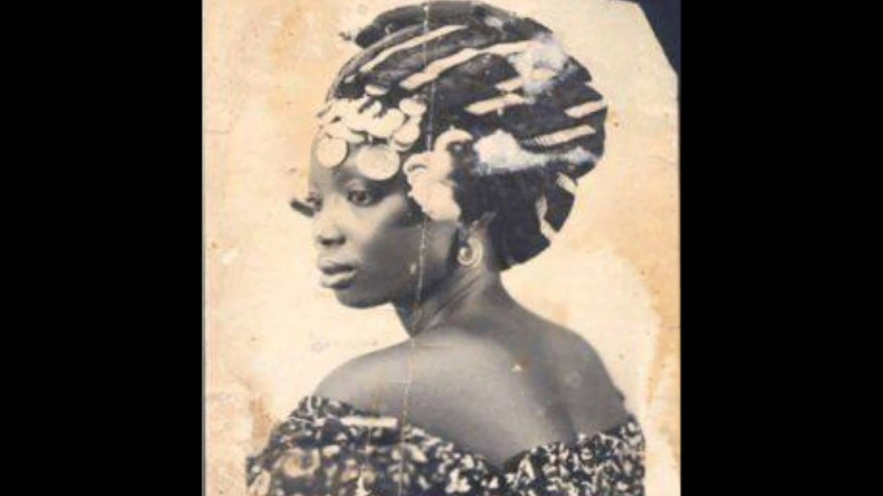 Traditional African Hairstyles