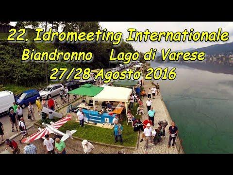 22. Idromeeting Internazionale am Lago di Varese / Italien
