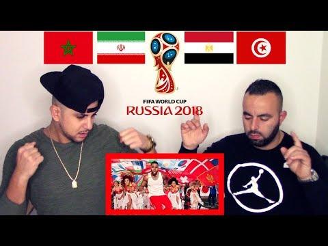 JASON DERULO  COLORS FIFA WORLD CUP  REACTION