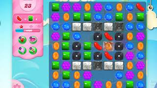 Candy Crush Saga in Facebook level 126,Game