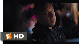Fast & Furious 6 (5/10) Movie CLIP - You Got a Death Wish? (2013) HD