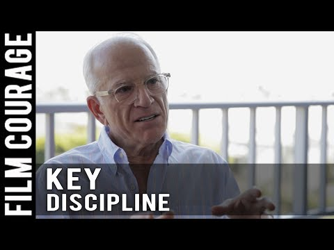 Key Discipline Of Screenwriting by Gary W. Goldstein