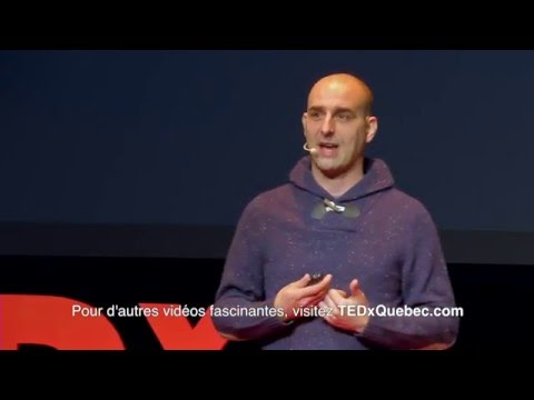 L'économie du partage | Jonathan Parent | TEDxQuébec