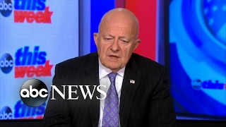 Former DNI Clapper: Comey firing a 'victory on the scoreboard for' Russians