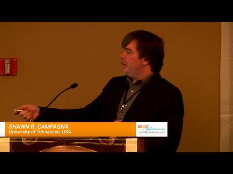 Shawn R Campagna| University of Tennessee | USA | Metabolomics 2014 | OMICS International