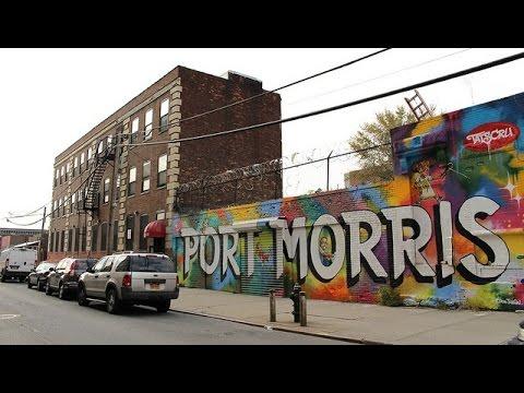 サウスブロンクス / Port Morris
