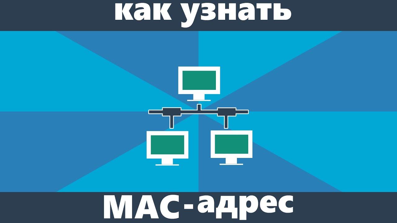 Как узнать MAC-адрес ноутбука или компьютера