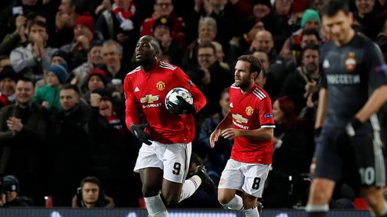 Manchester United, Roma, Juventus advance in Champions League